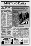 Mustang Daily, April 20, 1990