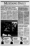 Mustang Daily, April 23, 1990