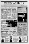 Mustang Daily, April 25, 1990