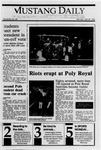 Mustang Daily, April 30, 1990