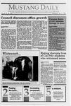 Mustang Daily, May 2, 1990