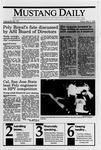 Mustang Daily, May 4, 1990