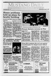 Mustang Daily, May 9, 1990