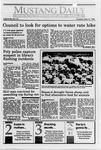 Mustang Daily, May 10, 1990
