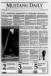 Mustang Daily, May 11, 1990