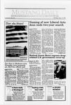 Mustang Daily, May 14, 1990