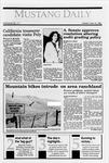 Mustang Daily, May 15, 1990