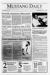 Mustang Daily, May 16, 1990