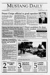 Mustang Daily, May 21, 1990