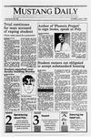 Mustang Daily, June 7, 1990