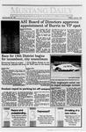 Mustang Daily, June 8, 1990