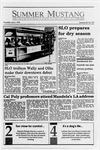 Summer Mustang, July 5, 1990