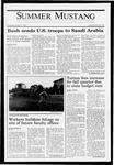 Summer Mustang, August 9, 1990