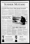 Summer Mustang, August 16, 1990