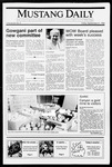 Mustang Daily, September 21, 1990