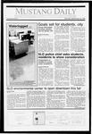 Mustang Daily, September 24, 1990