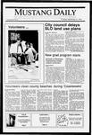 Mustang Daily, September 27, 1990