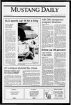Mustang Daily, September 28, 1990