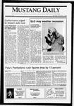 Mustang Daily, October 1, 1990