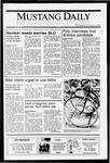 Mustang Daily, October 3, 1990
