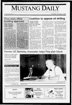 Mustang Daily, October 4, 1990