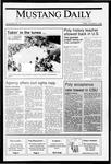 Mustang Daily, October 5, 1990