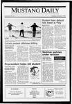 Mustang Daily, October 9, 1990