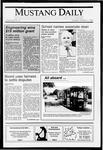 Mustang Daily, October 11, 1990