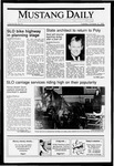 Mustang Daily, October 16, 1990