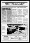 Mustang Daily, October 17, 1990