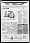 Mustang Daily, October 18, 1990