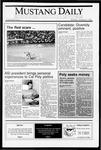 Mustang Daily, October 22, 1990