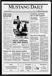 Mustang Daily, October 23, 1990