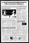 Mustang Daily, October 24, 1990