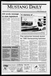 Mustang Daily, October 26, 1990