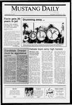 Mustang Daily, October 29, 1990