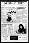 Mustang Daily, November 5, 1990