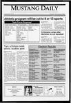 Mustang Daily, November 8, 1990