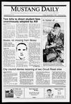 Mustang Daily, November 9, 1990
