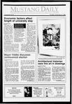 Mustang Daily, November 15, 1990