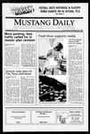 Mustang Daily, November 19, 1990