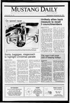 Mustang Daily, November 28, 1990