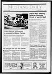 Mustang Daily, January 10, 1991