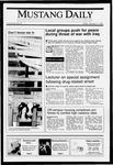 Mustang Daily, January 11, 1991