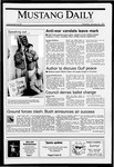 Mustang Daily, January 24, 1991