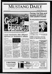Mustang Daily, February 4, 1991