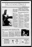 Mustang Daily, February 6, 1991