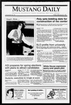 Mustang Daily, February 22, 1991