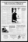 Mustang Daily, March 14, 1991