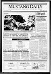 Mustang Daily, April 5, 1991